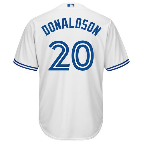 Majestic Men's Toronto Blue Jays Josh Donaldson #20 Cool Base® Jersey