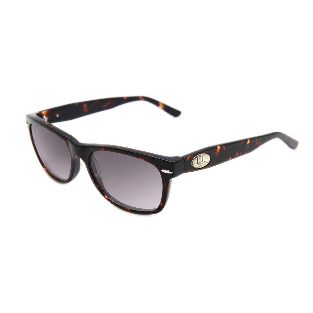 AES Optics Women's Indiana University Eaton Polarized Sunglasses