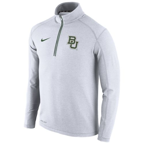 Nike Men's Baylor University Game Day 1/2 Zip