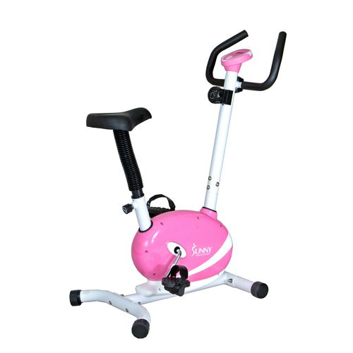 Sunny Health & Fitness P8200 Magnetic Upright Exercise Bike
