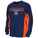 Colosseum Athletics Kids' Auburn University Poly Long Sleeve T-shirt