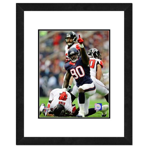 Photo File Houston Texans Jadeveon Clowney 8' x 10' Action Photo