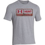 Under Armour® Men's Charged Cotton® Hunt Pill Camo Short Sleeve T-shirt