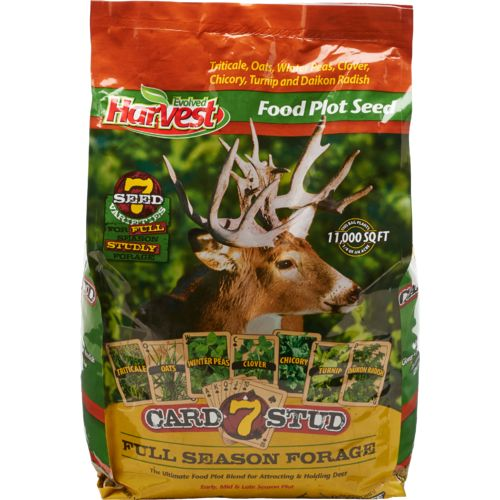 Evolved Habitats 7 Card Stud™ 10 lb. Deer Attractant