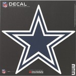 "Stockdale Dallas Cowboys 6"" x 6"" Decal"