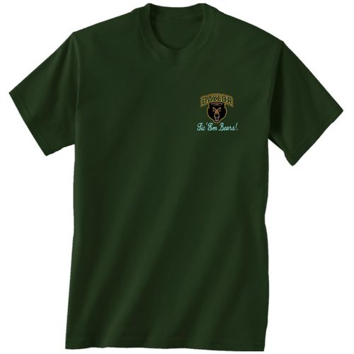 New World Graphics Women's Baylor University Bright Bow T-shirt - view number 2
