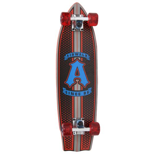 "Airwalk 27.5"" Rocket Cruiser Skateboard"