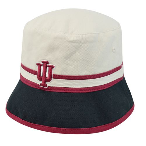 Top of the World Adults' Indiana University Sandi Bucket Cap