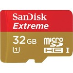 SanDisk Extreme 32 GB micro SD Card
