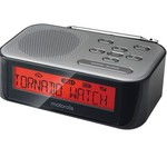 Motorola Desktop Weather Radio/Alarm Clock