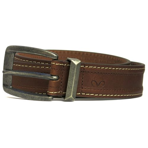 Realtree Men's Logo Belt
