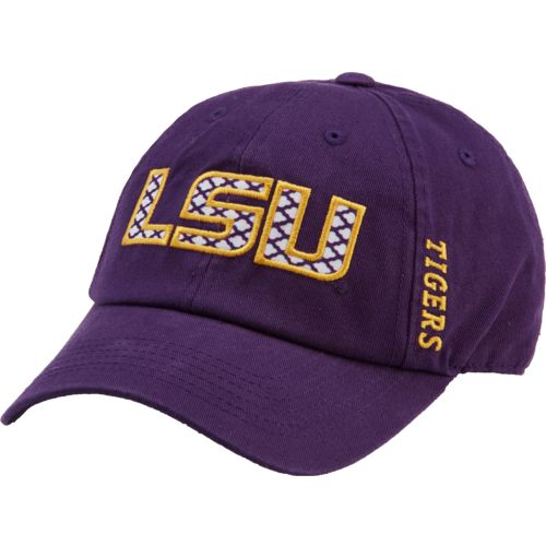 Top of the World Women's Louisiana State University Quadra Cap