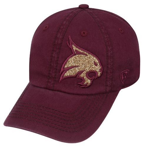 Top of the World Women's Texas State University Entourage Cap