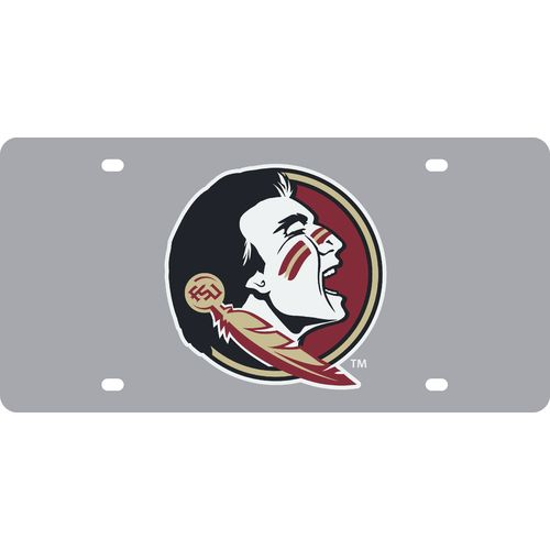 Stockdale Florida State University License Plate - view number 1