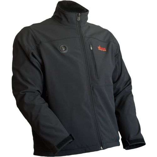 mYcorecontrol Women's Heated Softshell Jacket