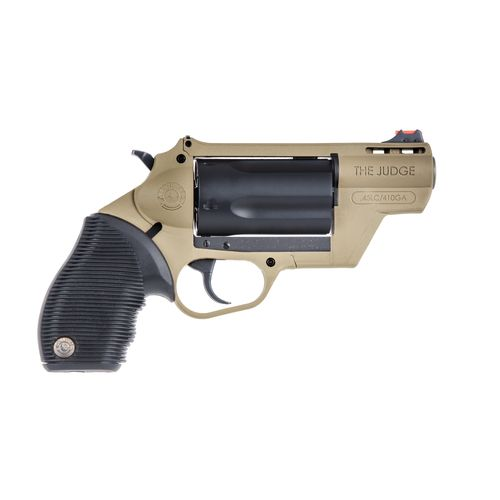 Taurus Judge Public Defender .45 LR/410 Gauge Single/Double Action Centerfire Revolver