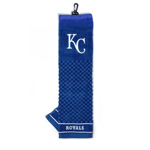Team Golf Kansas City Royals Embroidered Towel - view number 1