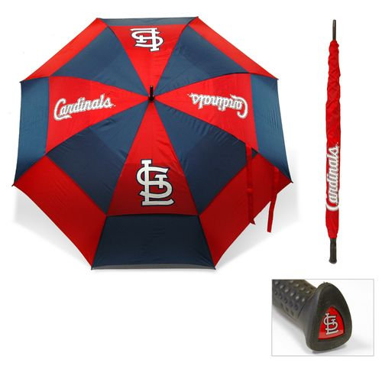 Team Golf Adults' St. Louis Cardinals Umbrella