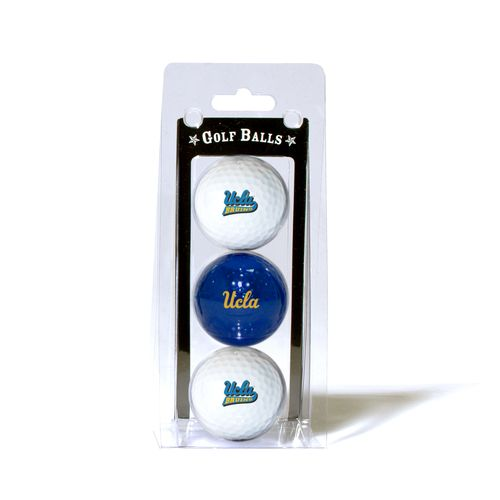 Team Golf University of California Los Angeles Golf Balls 3-Pack - view number 1