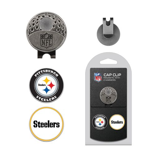 Team Golf Pittsburgh Steelers Marker Cap Clip - view number 1