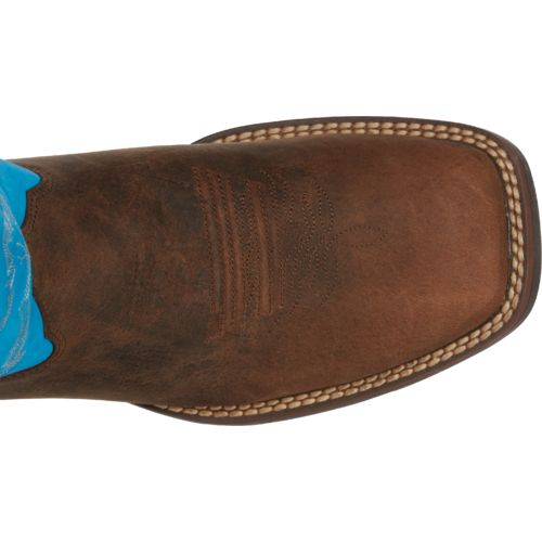 Justin Kids' Buffalo Bent Rail Western Boots - view number 4