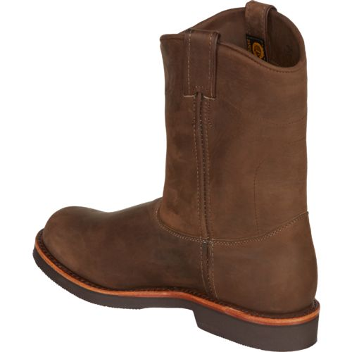 Chippewa Boots Men's Apache Classic Pull-On Rugged Outdoor Boots - view number 3