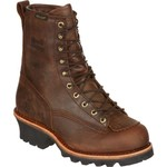 Chippewa Boots® Men's Bay Apache Waterproof Logger Rugged Outdoor Boots - view number 2