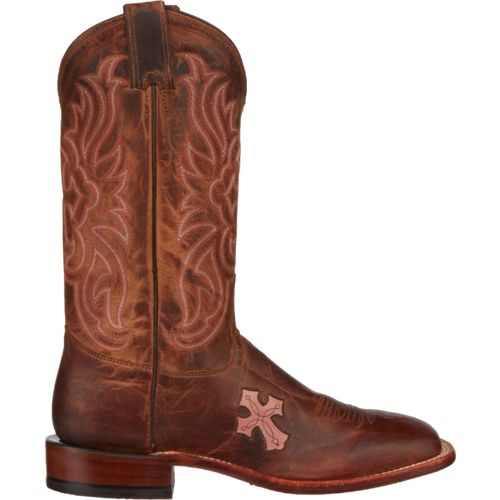 Tony Lama Women's Saigets Worn Goat San Saba Western Boots - view number 1