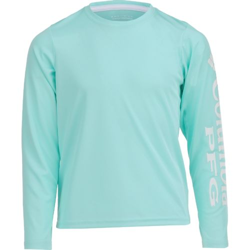 Columbia Sportswear Boys' PFG Terminal Tackle Long Sleeve T-shirt - view number 1