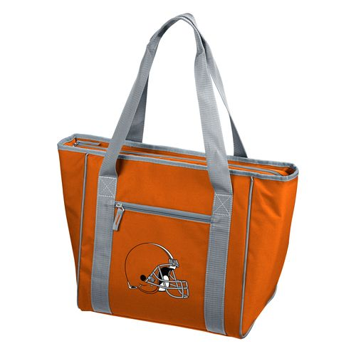 Logo™ Cleveland Browns 30-Can Cooler Tote Bag