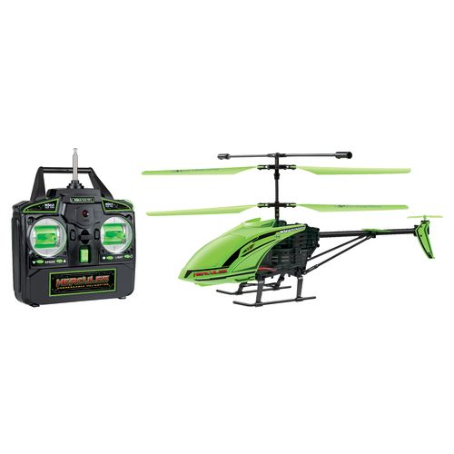 World Tech Toys Glow-in-the-Dark Hercules Unbreakable RC Helicopter - view number 1