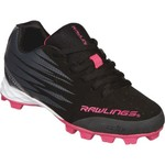 Rawlings Girls' Gamer Low Baseball Shoes - view number 2
