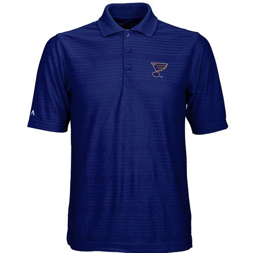 Antigua Men's St. Louis Blues Illusion Polo Shirt