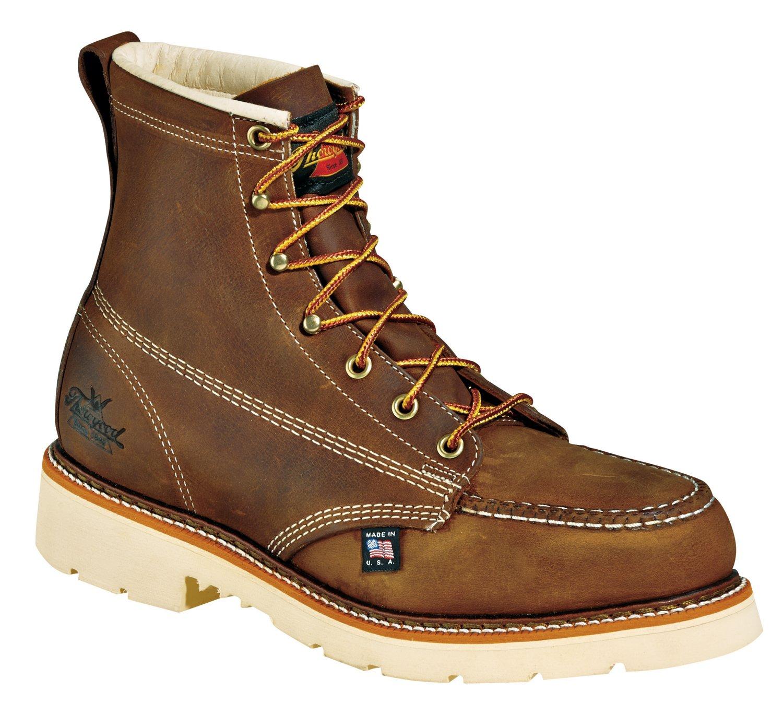 "Thorogood Shoes Men's American Heritage Job Pro 6"""