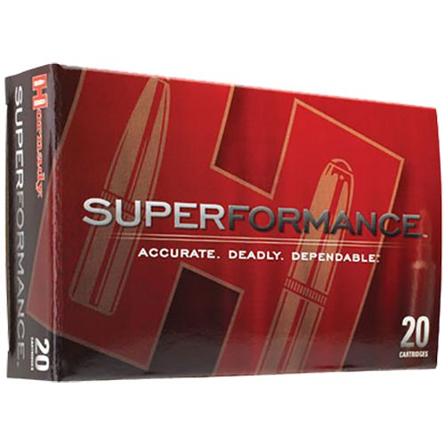 Hornady Superformance SST .300 Ruger Compact Magnum Centerfire Rifle Ammunition