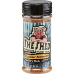 The Shed Cluckin Awesome 5.5 oz. Poultry Rub