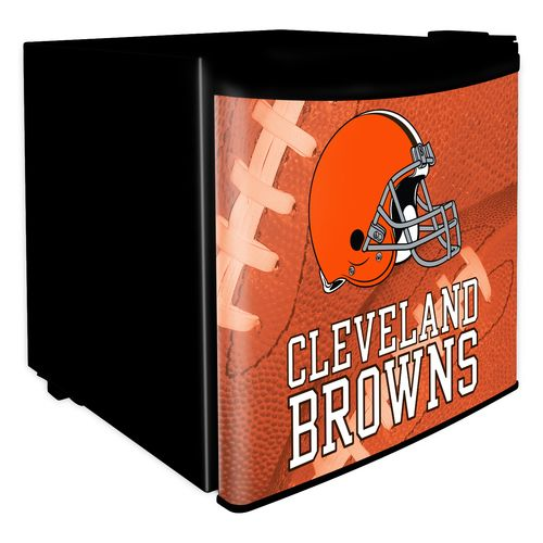 Boelter Brands Cleveland Browns 1.7 cu. ft. Dorm Room Refrigerator