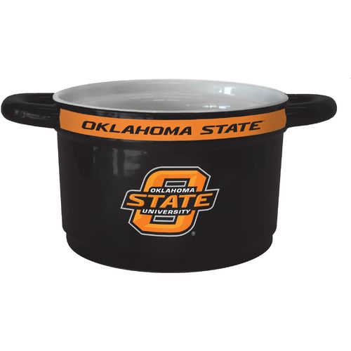 Boelter Brands Oklahoma State University Gametime 23 oz. Ceramic Bowl