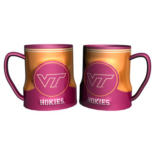 Boelter Brands Virginia Tech Gametime 18 oz. Mugs 2-Pack - view number 1