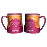 Boelter Brands Virginia Tech Gametime 18 oz. Mugs 2-Pack