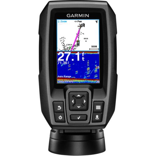 Display product reviews for Garmin STRIKER 4 CHIRP Sonar/GPS Fishfinder Combo