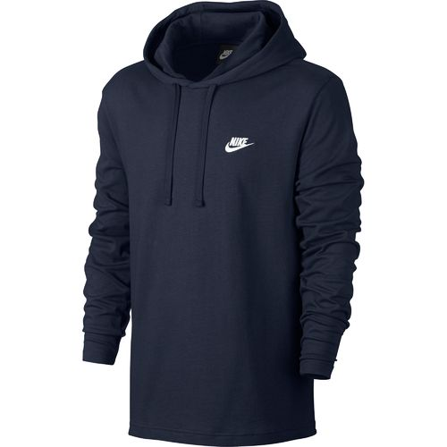 Display product reviews for Nike Men's Sportswear Club Pullover Hoodie