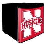 Boelter Brands University of Nebraska 1.7 cu. ft. Dorm Room Refrigerator
