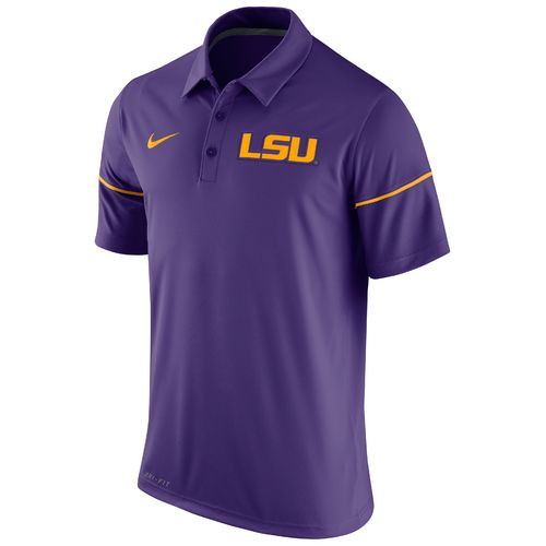 Nike Men's Louisiana State University Team Issue Polo