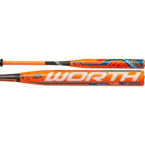Worth® Adults' Resmondo Legit 2016 Slow-Pitch Softball Bat