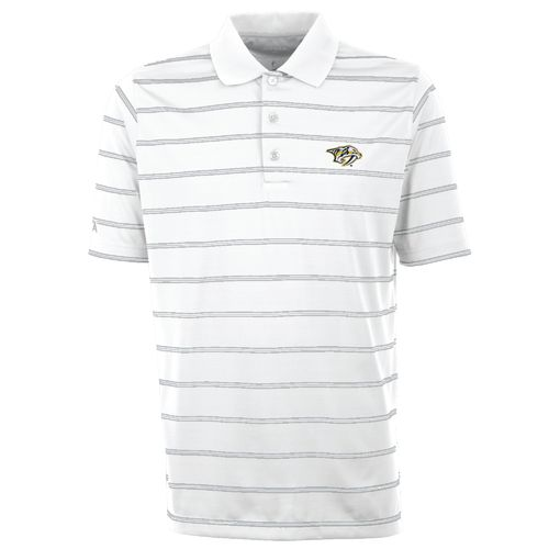 Antigua Men's Nashville Predators Deluxe Polo Shirt