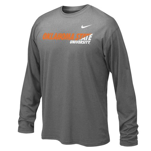 Nike Boys' Oklahoma State University Dri-FIT Legend T-shirt