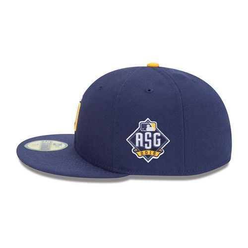 New Era Men's San Diego Padres AC Perf 59FIFTY Cap - view number 4