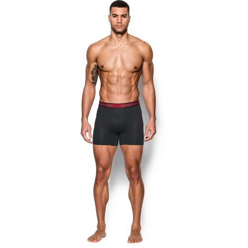 Under Armour Men's Iso-Chill Boxerjock 6 in Boxer Brief - view number 3