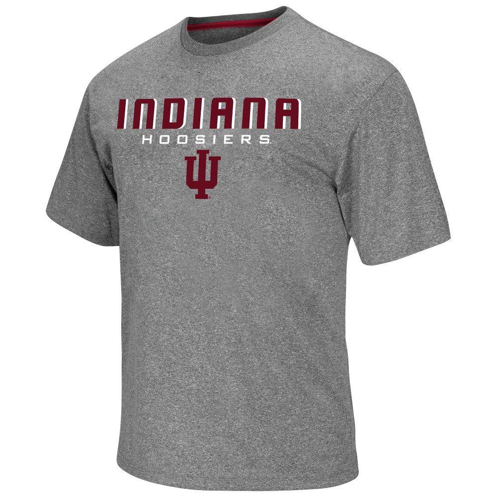 Colosseum Athletics Men's Indiana University Arena Short Sleeve T-shirt